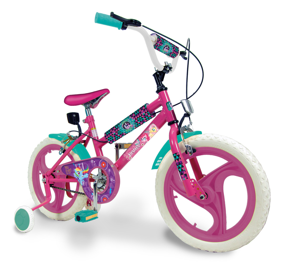 My Little Pony Bicycle Accessories